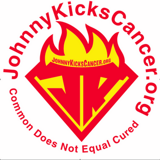 Donate to Johnnykickscancer.org